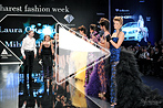Bucharest Fashion Week - toamna - Laura Olteanu si Mhai Albu