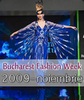 Bucharest Fashion Week - Aprilie 2009