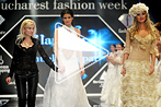 Bucharest Fashion Week - toamna - Glamour by Manuela Gaspar