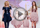 Video: Cristiana & Izabela Purdescu - Bucharest Fashion Week - 6.5.2011