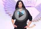 Video: Laura Olteanu - Bucharest Fashion Week - 6.5.2011